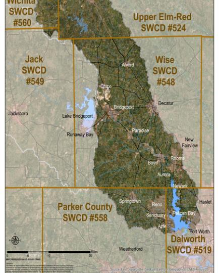 Watershed Protection Plans (WPPs) are stakeholder-driven strategies to address local water quality issues, such as pollutant sources, practices that address these sources, and coordinating an approach to carry out water quality protection and restoration efforts.